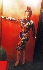 floral dress $28.00